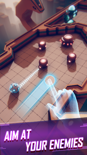 بازی اندروید هسته شعله ور - Flaming Core