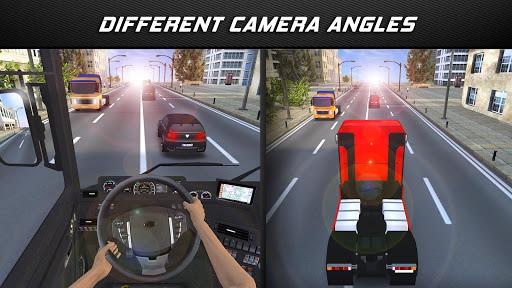 بازی اندروید مسابقه در شهر 2 - رانندگی با اتومبیل - Racing in City 2 - Car Driving