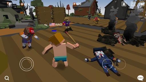 بازی اندروید پیکسل آنلاین خون - Pixel Blood Online