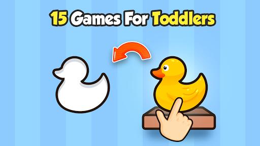 بازی اندروید بازی های کودک برای کودکان - Baby Games for 2,3,4 year old toddlers