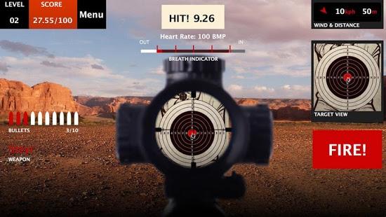 بازی اندروید محدوده تیراندازی - Canyon Shooting Range
