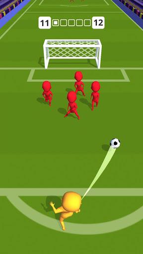 بازی اندروید هدف جالب - Cool Goal!
