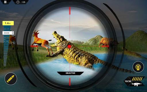 بازی اندروید حیوان وحشی واقعی - شلیک وحشی - Wild Animal Real Hunter: Wild Shooting Games