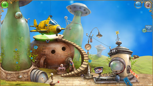 بازی اندروید سیاره کوچک - The Tiny Bang Story-point and click adventure game