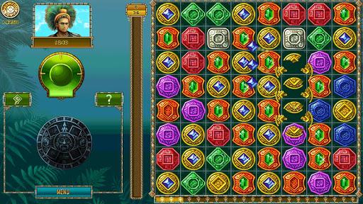 بازی اندروید گنجینه های مونتزوما 2 - Treasures of Montezuma 2 Free
