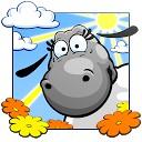 ابرها و گوسفند
