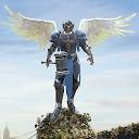 جنایت فرشتگان سوپر قهرمان - مبارزه هوایی وگاس