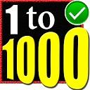 بازی 1 تا 1000 اعداد