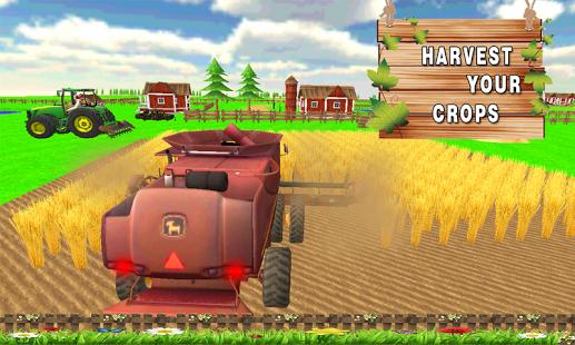 بازی اندروید شبیه ساز کشاورزی 2016 - Farming Simulator 2016
