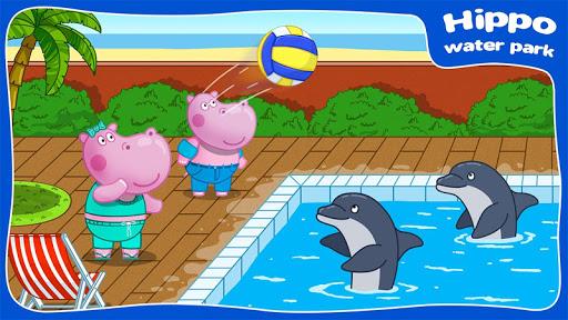 بازی اندروید پارک آبی - سرسره های آبی سرگرم کننده - Water Park: Fun Water Slides