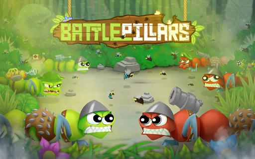 بازی اندروید ستون های نبرد چند نفره - Battlepillars Multiplayer PVP