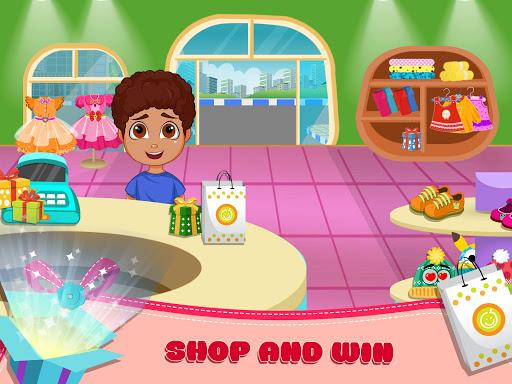 نرم افزار اندروید فروشگاه لباس خیاطی کودکان - Kids Tailor Dress Up Shop