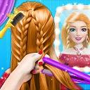 بازی سالن مدل موی بافته شده - آرایش و آرایش