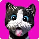 گربه مجازی پشمالو