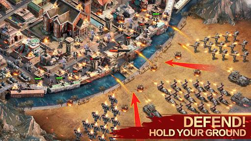 بازی اندروید فضای جنگ - Haze of War