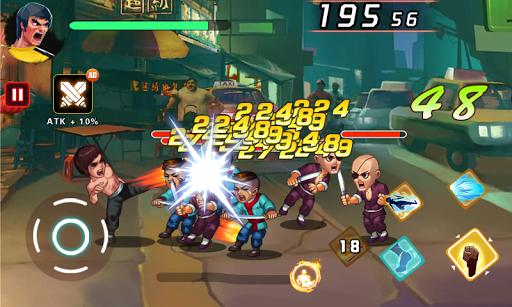 بازی اندروید کونگ فو حمله 2 - مشت وحشیانه - Kung Fu Attack 2 - Fist of Brutal