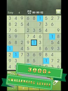 بازی اندروید سودوکو کلاسیک - Sudoku - Sudoku Classic