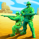 بازی برخورد مردان نظامی