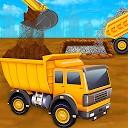 وسایل نقلیه ساختمانی شهر - بازی های ساخت خانه