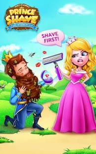 بازی اندروید اصلاح عروسی شاهزاده سلطنتی - Prince Royal Wedding Shave