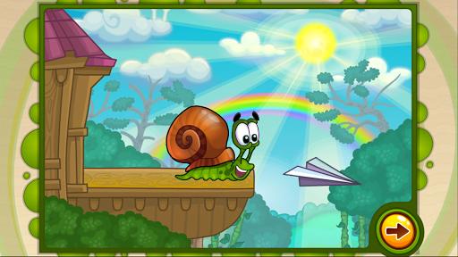 بازی اندروید حلزون باب 2 - Snail Bob 2 🐌