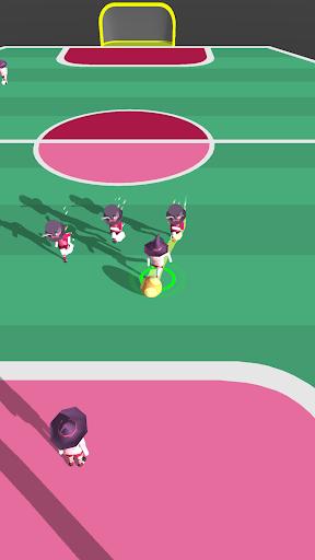 بازی اندروید نزاع با توپ - Ball Brawl!