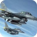 پرواز هواپیمای جت جنگنده