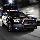 راندن ماشین پلیس