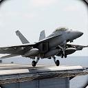 شبیه ساز پرواز جت F18