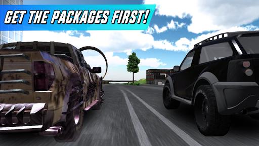 بازی اندروید رانندگان وانت قاچاق - 4x4 Smugglers Truck Driving