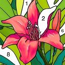 کتاب رنگ آمیزی - رنگ به تعداد و رنگ بر اساس شماره