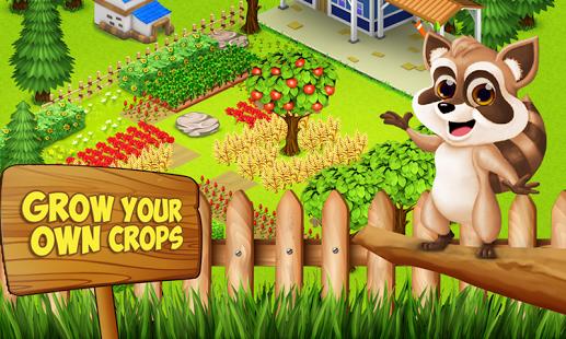 بازی اندروید مزرعه یکم بزرگ - Little Big Farm
