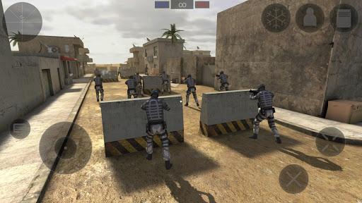 بازی اندروید شبیه ساز مبارزه زامبی - Zombie Combat Simulator