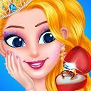 سالن آرایش زیبایی شاهزاده خانم - بازی دخترانه مد
