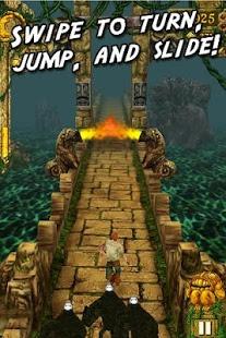بازی اندروید فرار از معبد - Temple Run