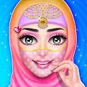 سالن آرایش با حجاب
