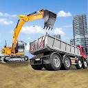 شبیه ساز ساخت و ساز شهر - بازی کامیون لیفتراک