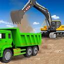 شبیه ساز نجات کامیون شن و ماسه