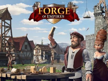 بازی اندروید ساخت امپراطوری - Forge of Empires