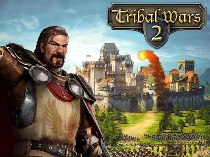 بازی اندروید جنگ های قبیله ای 2 - Tribal Wars 2