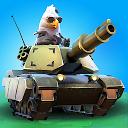 بازی نبرد سر به سر - تانک رویال