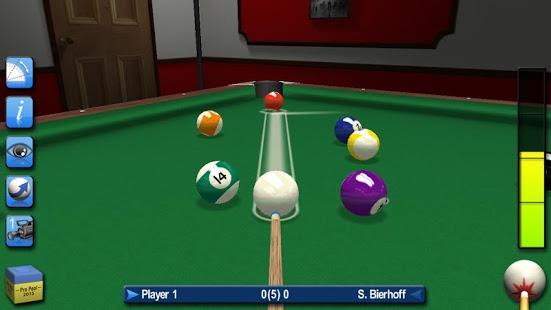 بازی اندروید بیلیارد حرفه ای - Pro Pool
