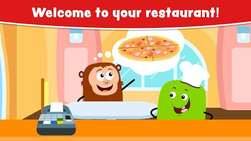 بازی اندروید بازی های آشپزی برای کودکان و نوجوانان - Cooking Games for Kids and Toddlers - Free