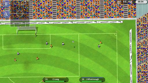 بازی اندروید مسابقات رایگان سوپر فوتبال - Super Soccer Champs FREE