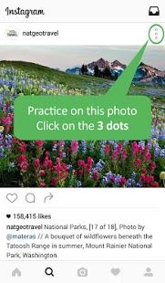 نرم افزار اندروید ارسال مجدد در اینستاگرام - ریگرن - Repost for Instagram - Regrann
