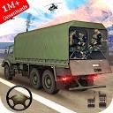 رانندگی کامیون ارتش - کامیون واقعی ارتش