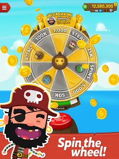 بازی اندروید پادشاه دزدان دریایی - Pirate Kings