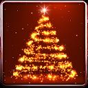 پس زمینه زنده کریسمس