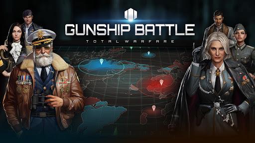 بازی اندروید جنگ تمام عیار - Gunship Battle Total Warfare
