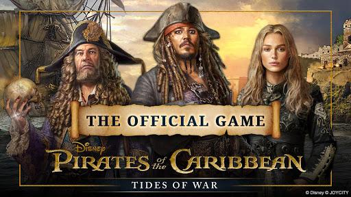بازی اندروید دزدان دریایی کارائیب - Pirates of the Caribbean: ToW